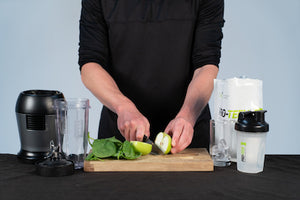 30 Second PRO-TEEN® Smoothies: Vanilla, Apple and Spinach