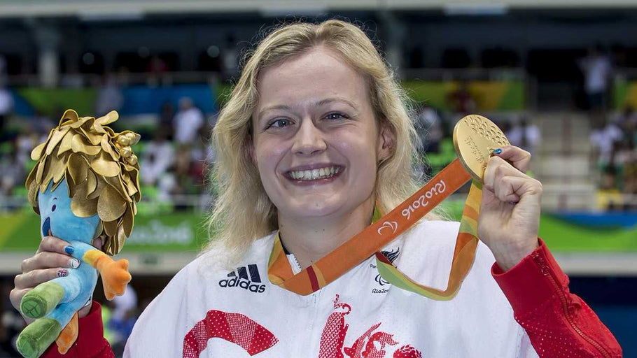 Youth Athlete of the Month - Hannah Russell MBE (Paralympic Champion, Rio 2016)