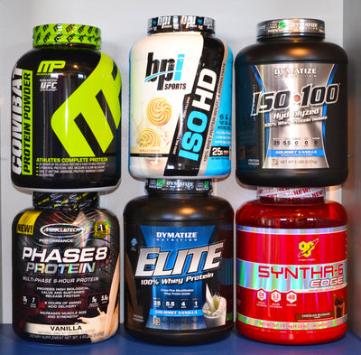 Supplements: A Guide for Youth Athletes