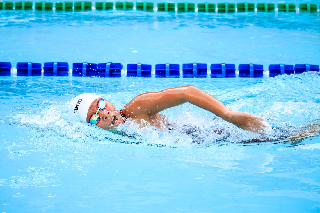 Nutrition for Returning to Swimming