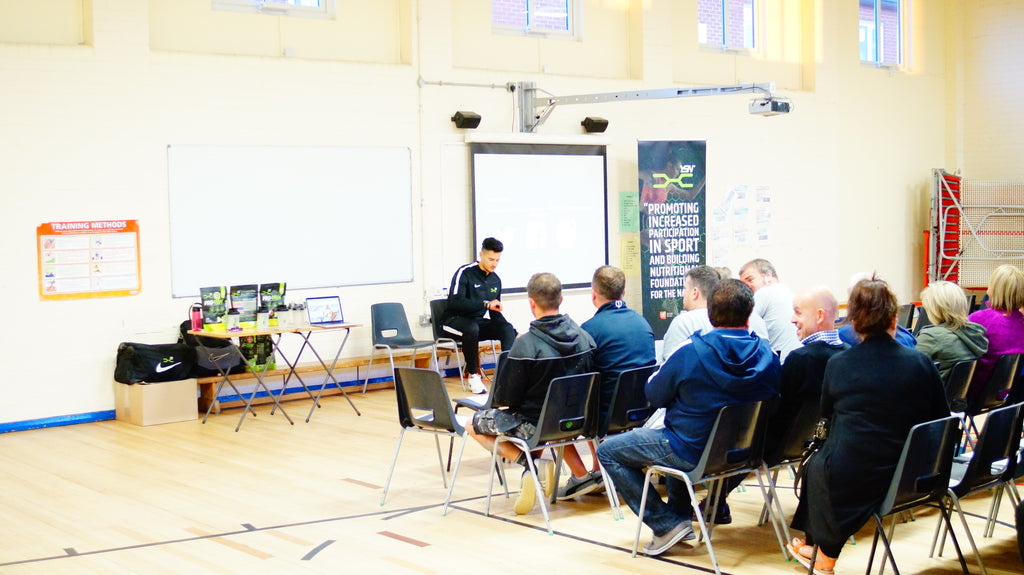 Youth Sport Nutrition Workshops