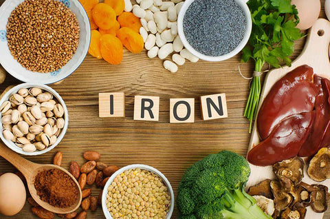 Iron Sources