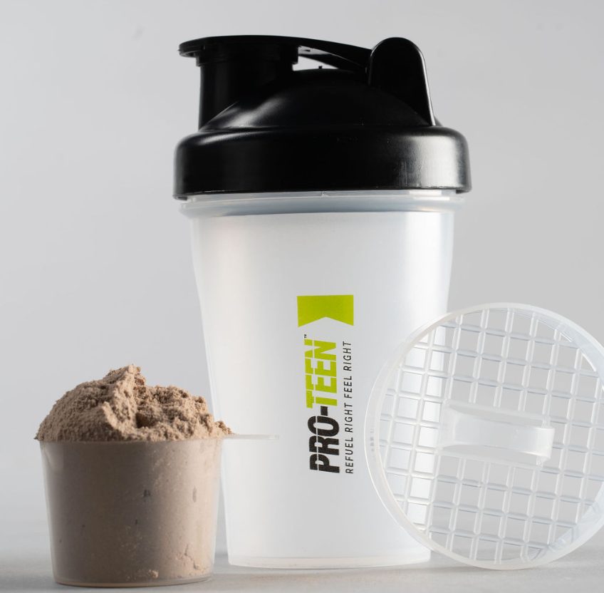 PRO-TEEN Sports Shake nutrition for youth athletes in sport