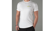 Youth Sport Nutrition SIgnature T-Shirt, White