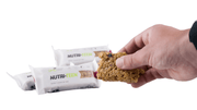 Oat energy bar for teens