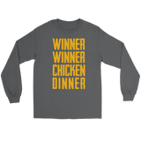 Winner Winner Chicken Dinner PUBG Tee