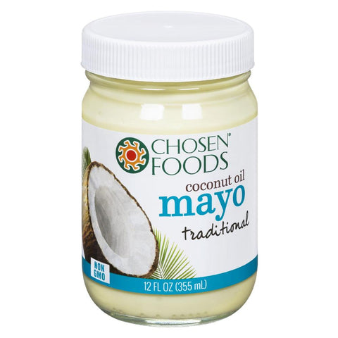 COCONUT OIL MAYONNAISE 355ML