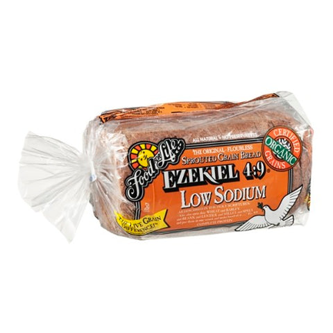 EZEKIEL LOW SODIUM 4:9 680G