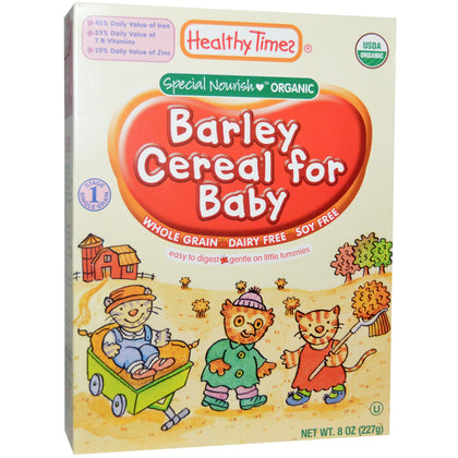 HEALTHY TIMES BARLEY CEREAL
