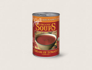 Amy's SOUP Low SodiumTomato SPECIAL