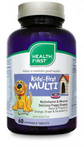 HF KIDS MULTI VITAMIN CHEW 60