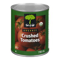 org crushed tomatoes 796ml