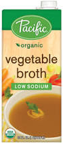 PACIFIC LOW SODIUM VEG BROTH