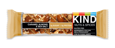 Kind Bar Caramel Almond