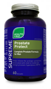 Prostate Protect with Phytosterols Gelcaps 60