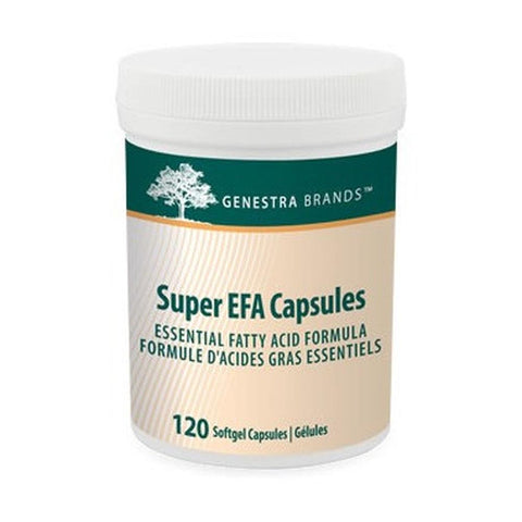 Genestra Super EFA Capsules 120 softgel