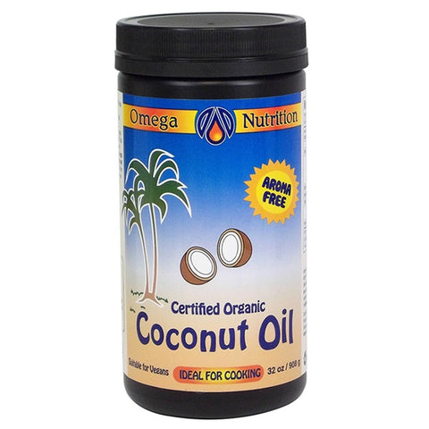 OMEGA VIRGIN COCONUT OIL 908 G