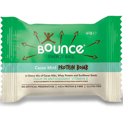 Bounce Cacao Mint Protein Bomb