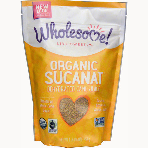 Sucanat, Fair Trade 454 g