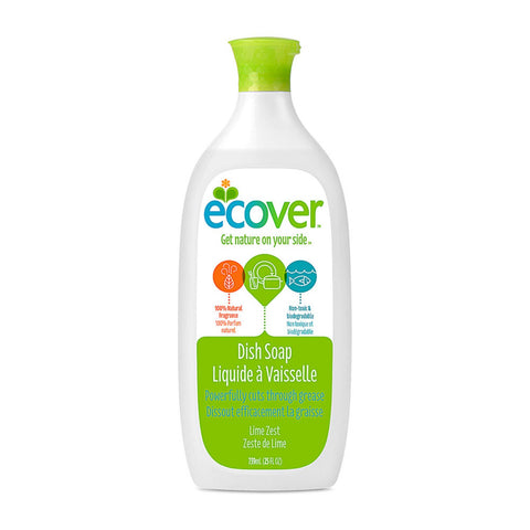 Ecover lime zest liquid soap 739ml