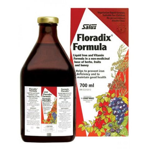 Floradix Liquid Iron & Vitamins 250ml