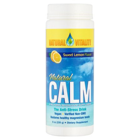 NAT CALM-SWEET LEMON 8 OZ