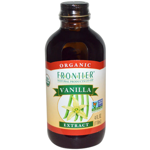 Vanilla (no alcohol), Fair Trade 118 ml