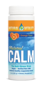 nat calm orange 8 oz