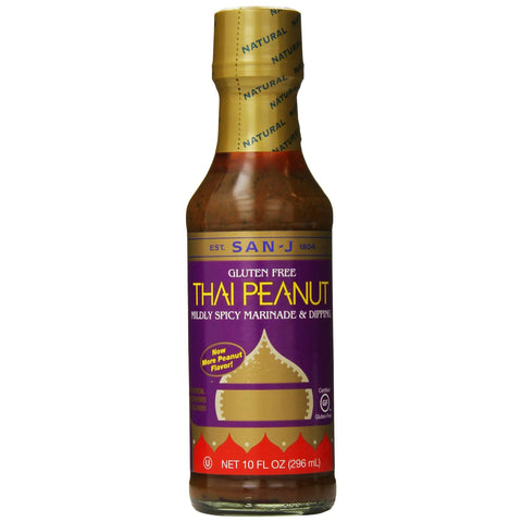 THAI PEANUT SAUCE 296ML