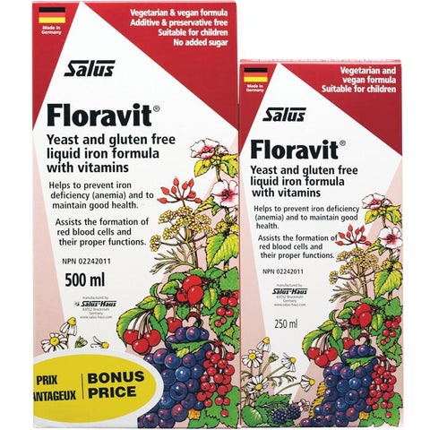 FLORAVIT SHRINK 500ML+250ML