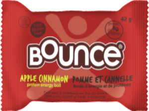 Bounce Apple Cinnamon