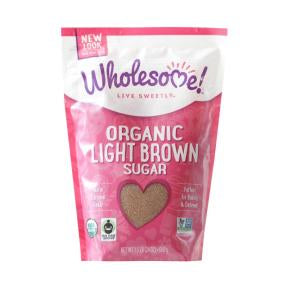 Brown Sugar Light, Fair Trade 681 g