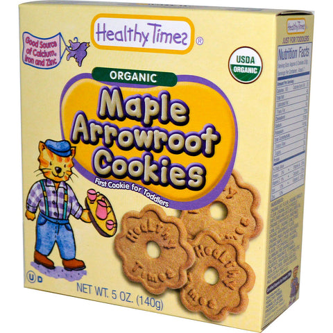 HEALTHYTIMES MAPLE arrowroot cookies
