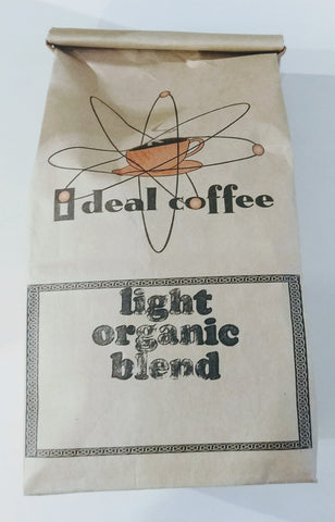 Light Organic Blend, 1/2 lb