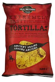 Neal Brothers ANCIENT GRAIN  Tortilla CHIPS