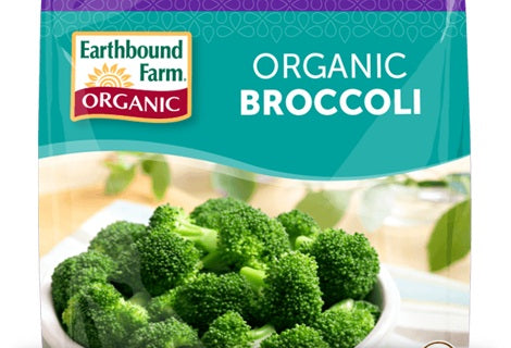 Earthbound Broccoli, Organic Frozen