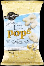 NEAL ORGANIC CHEESE POPS