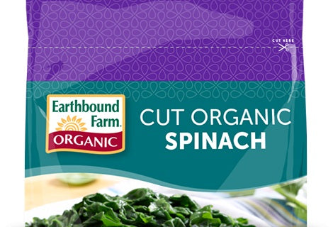 earthbound spinach blend