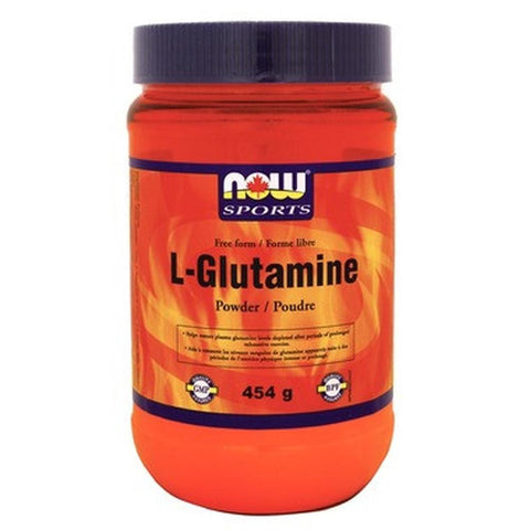 NOW L-GLUTAMINE 454G