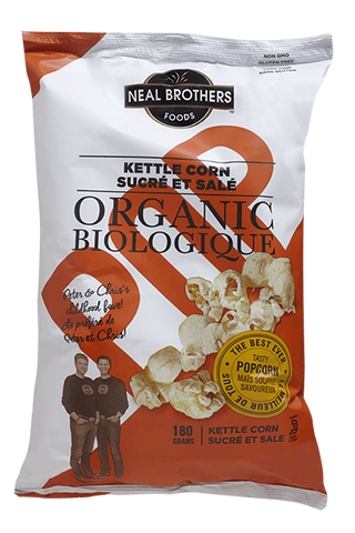 neal brothers seweet and salt kettle corn