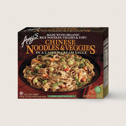 CHINESSE NOODLES VEGGIES