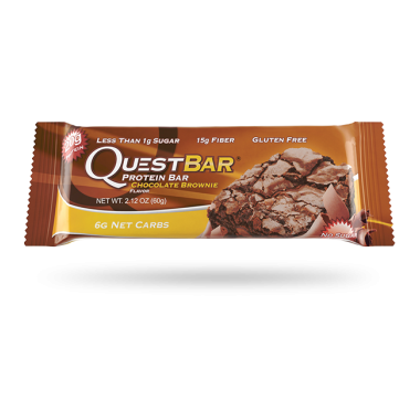 QuestBar Chocolate Brownie