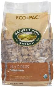 FLUX PLUS CINNAMON CEREAL 750G
