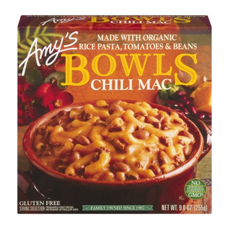 Amy's Chili Mac Bowl