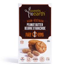 peanut butter cookie box 300g