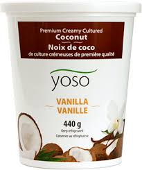 coconut vanilla yogurt 440ml