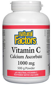 VIT C CRYSTALS POWDER 500G