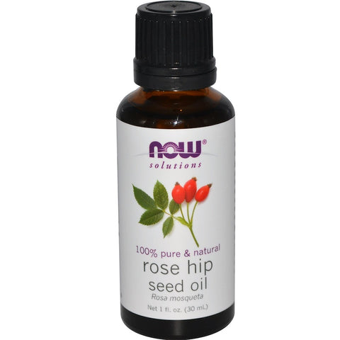PURE & ORGANIC ROSEHIP SEED OIL 30 ML