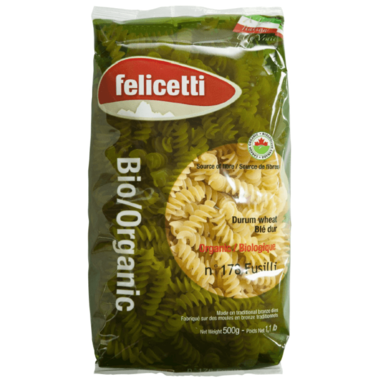 Felicetti DURUM WHEAT FUSILLI