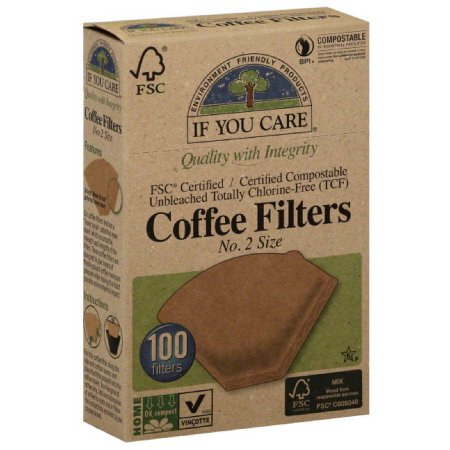Coffee Filters Size 2 100ct